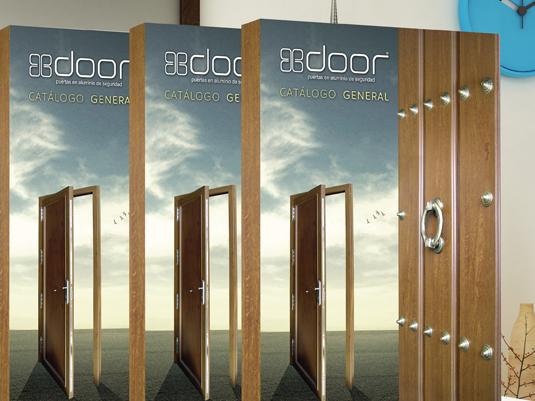 DOOR. Puertas en aluminio de seguridad