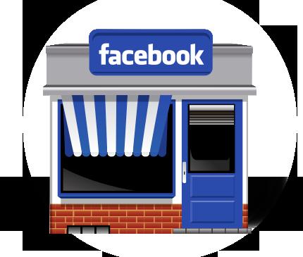Tienda Virtual en Facebook - Krom