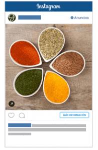 Campaña de Pago en Instagram - Krom Agency