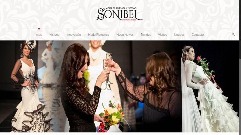 Nueva web para Sonibel