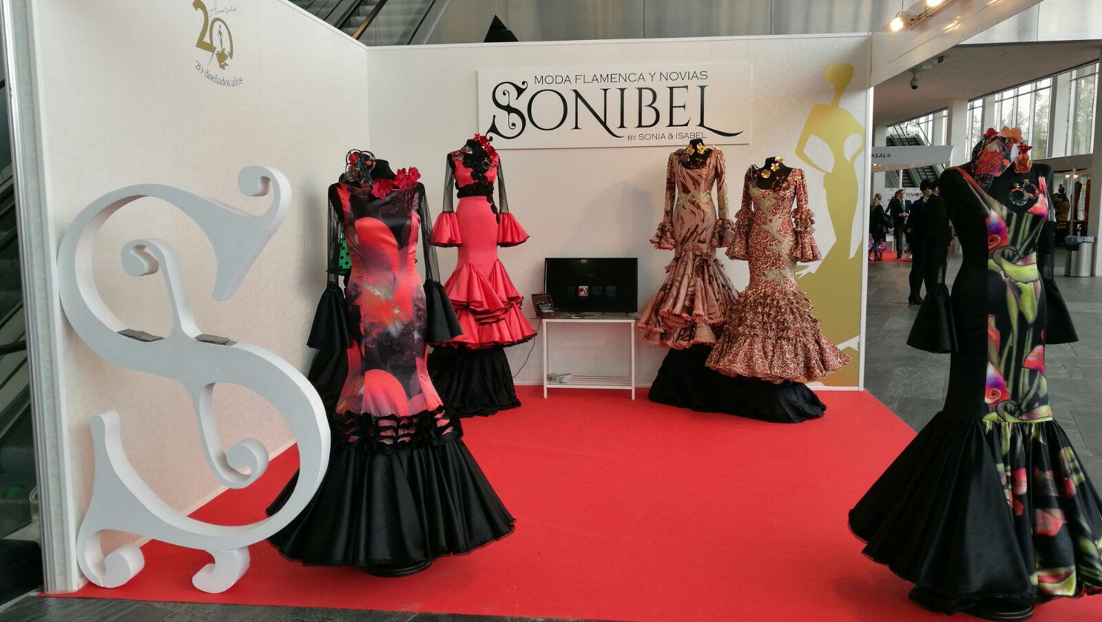Stand en SIMOF 2017 Sonibel