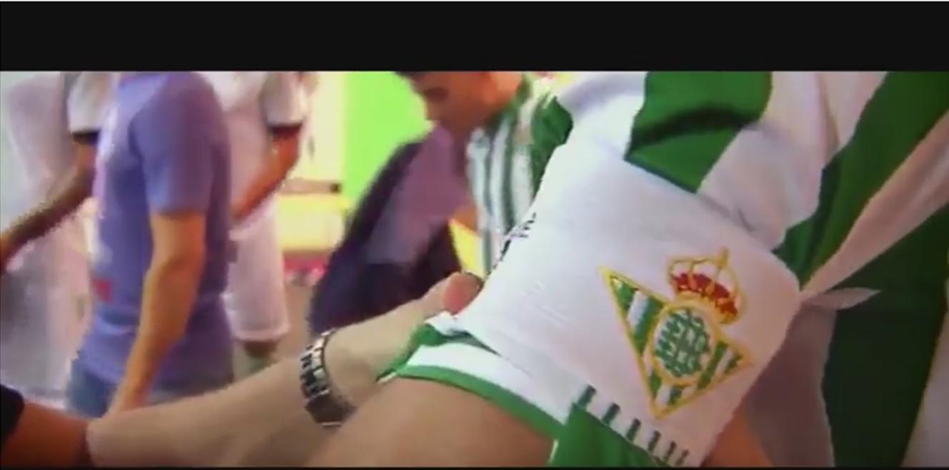 Anuncio en vídeo para el Real Betis Balompié