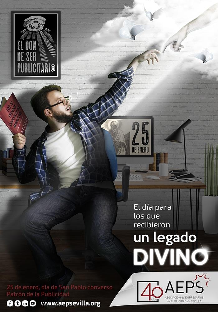 Video Promocional AEPS (Asociación de empresarios de publicidad de Sevilla)