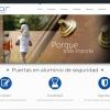 creacion web para door puertas