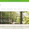 diseño web para musgo floristas
