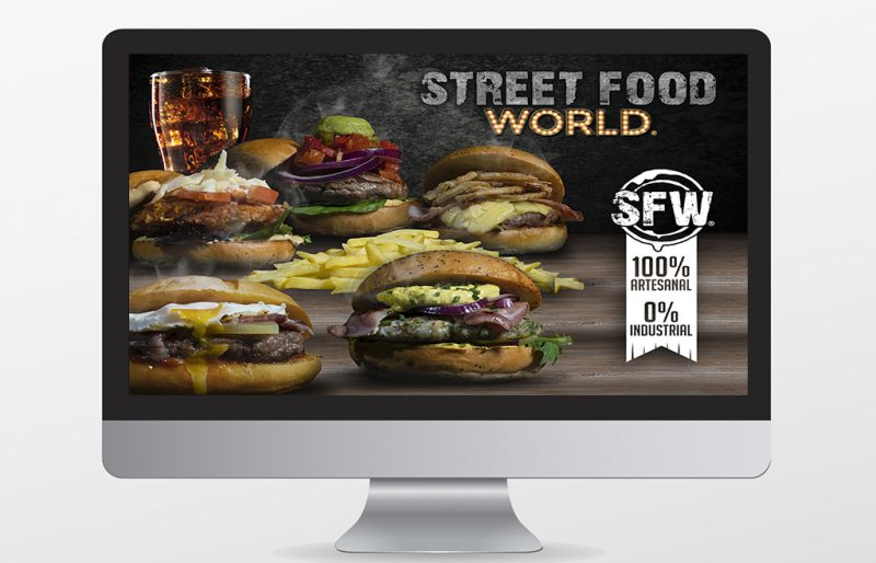 caso de exito street food world